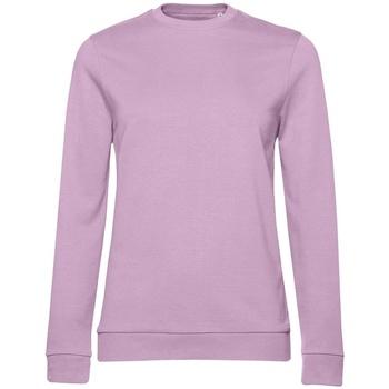 Textil Mulher Sweats B&c WW02W Candy Pink