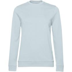 Textil Mulher Sweats B&c WW02W Azul Céu