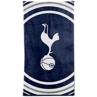Casa Toalha e luva de banho Tottenham Hotspur Fc Taille Unique Azul