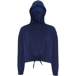 Textil Mulher Sweats Tridri TR085 Marinha