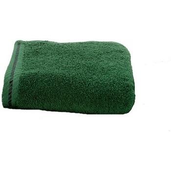 Casa Toalha e luva de banho A&r Towels Taille unique Verde Escuro