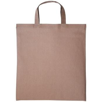 Malas Cabas / Sac shopping Nutshell RL110 Marrom claro