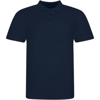 Textil Polos mangas curta Awdis JP100 Marinha de Oxford