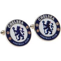 Relógios & jóias Homem Botões de punho Chelsea Fc  Azul