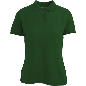 Textil Mulher Polos mangas curta Absolute Apparel  Garrafa Verde