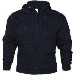 Textil Homem Sweats Absolute Apparel  Marinha