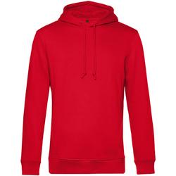 Textil Homem Sweats B&c WU33B Vermelho