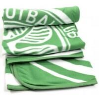 Casa Capa de edredão Celtic Fc Taille unique Verde/branco