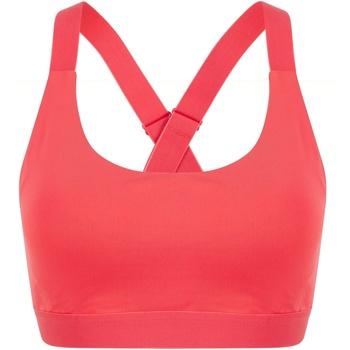 Textil Mulher Tops e soutiens de desporto Tombo TL371 Coral