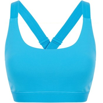 Textil Mulher Tops e soutiens de desporto Tombo TL371 Turquesa