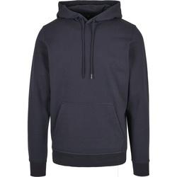 Textil Homem Sweats Build Your Brand BB001 Marinha