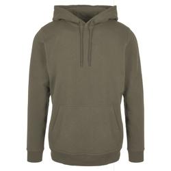 Textil Homem Sweats Build Your Brand BB001 Azeitona