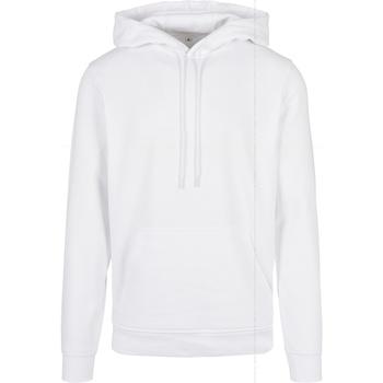 Textil Homem Sweats Build Your Brand BB001 Branco