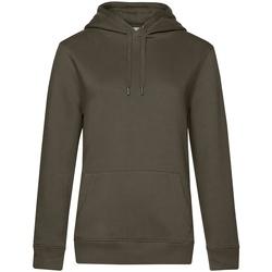 Textil Mulher Sweats B&c WW03Q Verde Khaki