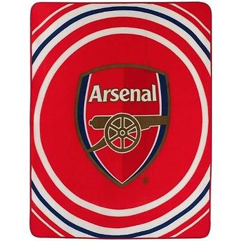 Casa Colcha Arsenal Fc Taille unique Vermelho