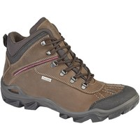 Sapatos Mulher Sapatos de caminhada Imac  Brown