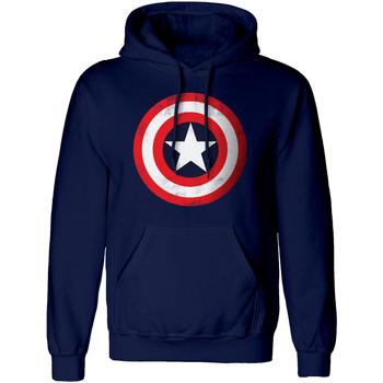 Textil Sweats Captain America  Marinha/vermelho/branco