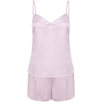 Textil Mulher Pijamas / Camisas de dormir Towel City TC057 Rosa claro