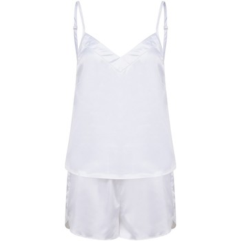 Textil Mulher Pijamas / Camisas de dormir Towel City TC057 Branco