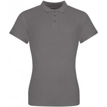 Textil Mulher T-shirts e Pólos Awdis JP100F Cinza Carvão Vegetal