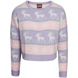 Textil Mulher Sweats Christmas Shop  Rosa/Púrpura