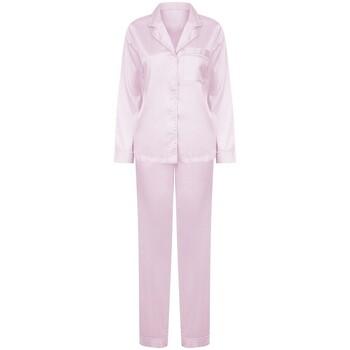 Textil Mulher Pijamas / Camisas de dormir Towel City TC055 Rosa claro