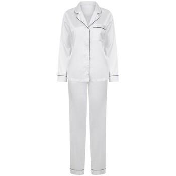 Textil Mulher Pijamas / Camisas de dormir Towel City TC055 Branco