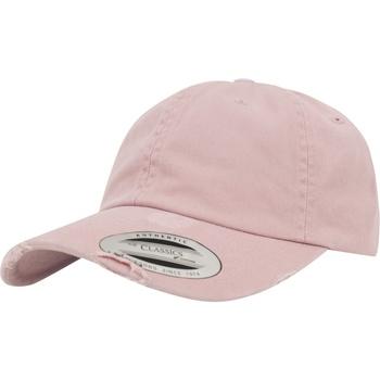 Acessórios Boné Flexfit By Yupoong YP095 Pink