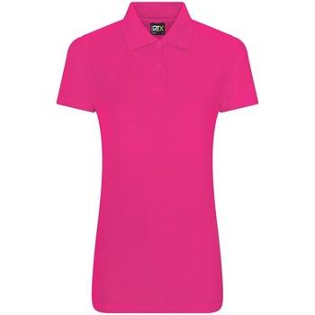 Textil Mulher T-shirts e Pólos Pro Rtx  Fuchsia