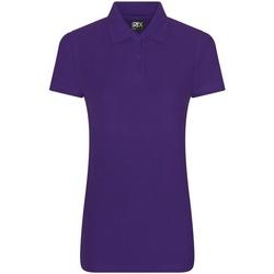 Textil Mulher T-shirts e Pólos Pro Rtx  Púrpura