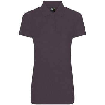 Textil Mulher T-shirts e Pólos Pro Rtx  Cinza sólido