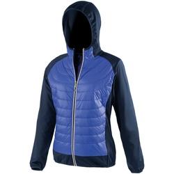 Textil Mulher Casacos  Spiro S268F Royal Blue/Navy
