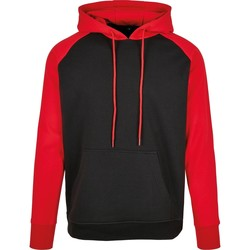Textil Homem Sweats Build Your Brand BB005 Preto