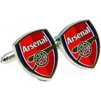 Relógios & jóias Homem Botões de punho Arsenal Fc  Vermelho