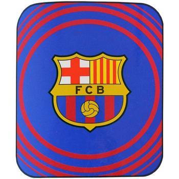 Casa Colcha Fc Barcelona Taille unique Azul/vermelho