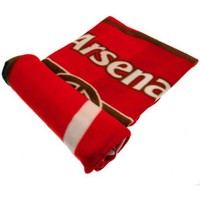 Casa Capa de edredão Arsenal Fc Taille unique Vermelho