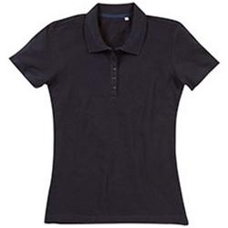 Textil Mulher T-shirts e Pólos Stedman Stars  Opala Negra