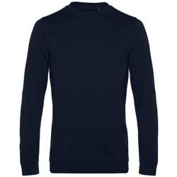 Textil Homem Sweats B&c WU01W Azul-marinho