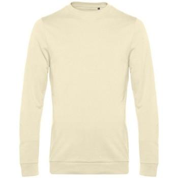 Textil Homem Sweats B&c WU01W Amarelo Pálido