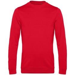 Textil Homem Sweats B&c WU01W Vermelho