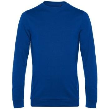 Textil Homem Sweats B&c WU01W Royal Blue