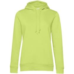 Textil Mulher Sweats B&c WW34B Verde lima