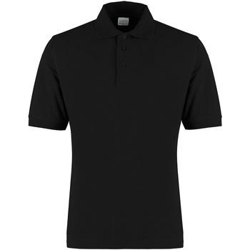 Textil Homem T-shirts e Pólos Kustom Kit KK460 Preto