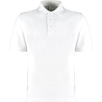 Textil Homem T-shirts e Pólos Kustom Kit KK460 Branco