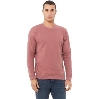 Textil Homem Sweats Bella + Canvas CA3945 Mauve