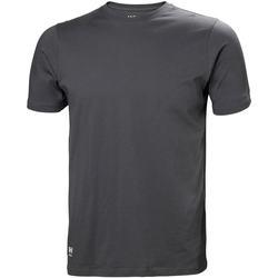 Textil Homem T-shirts e Pólos Helly Hansen 79161 Cinza Escuro