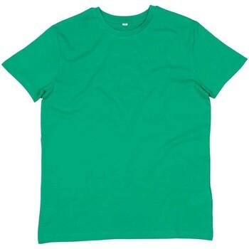 Textil Homem T-shirts e Pólos Mantis M01 Kelly Green