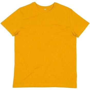 Textil Homem T-shirts e Pólos Mantis M01 Mustard Yellow