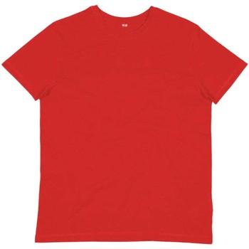 Textil Homem T-shirts e Pólos Mantis M01 Vermelho