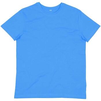 Textil Homem T-shirts e Pólos Mantis M01 Royal Blue